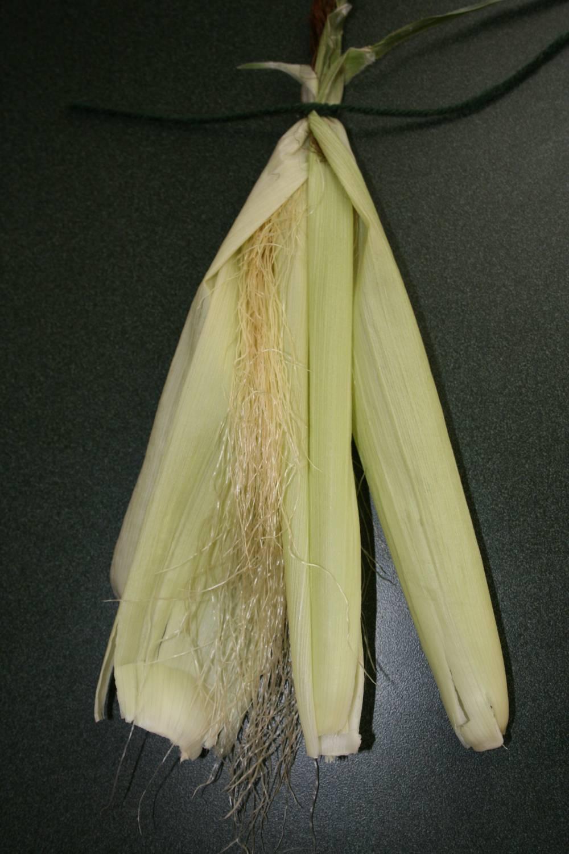 кукла из кукурузной шелухи