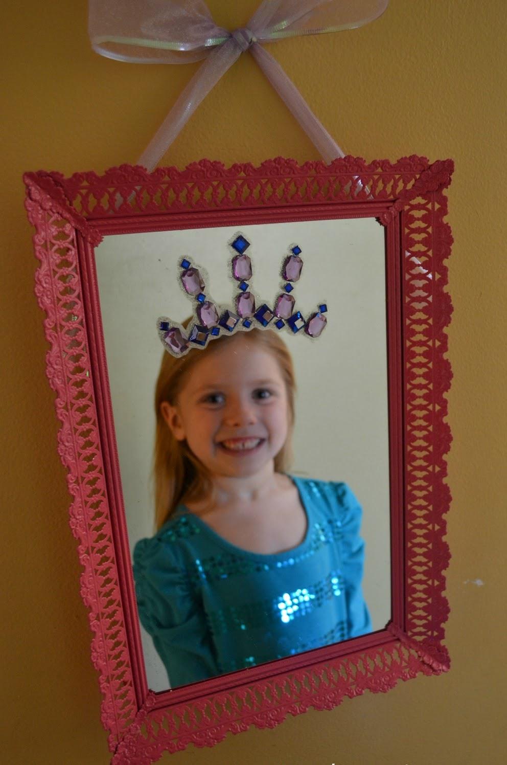 зеркало для принцесс