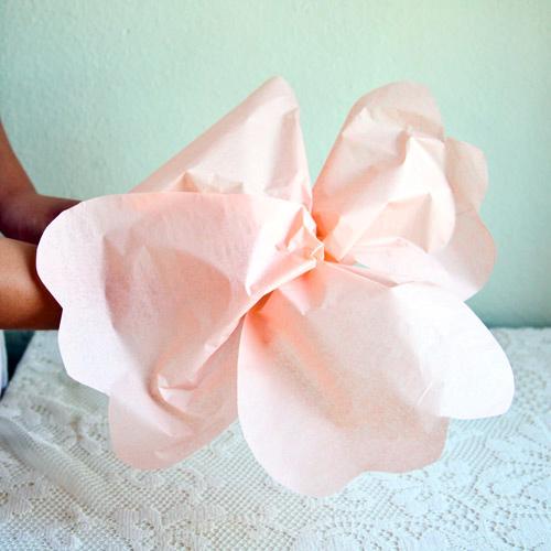 гигантские цветы для фотосессии как сделать