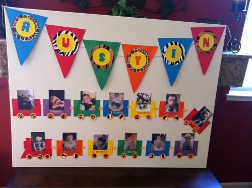 Плакат для дня рождения мамы своими руками