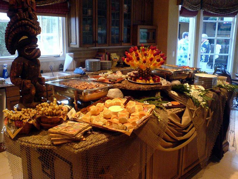гавайская вечеринка - игры, конкурсы, идеи