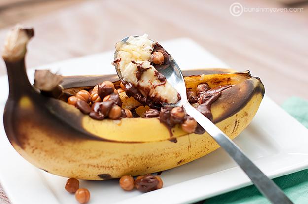запеченные бананы рецепт