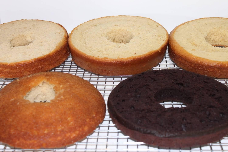 торт Барби рецепт