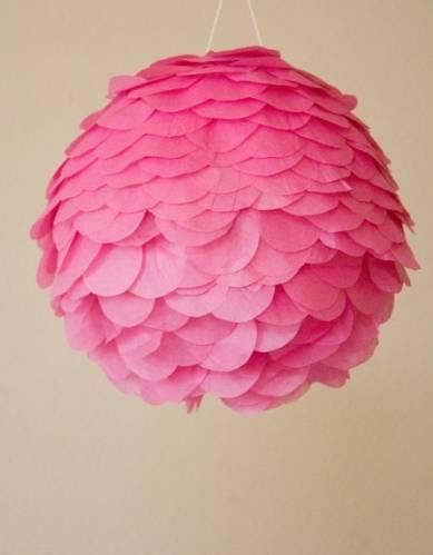Нежная пиньята-цветок
