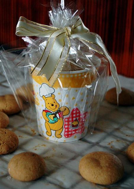 подарки в стаканчиках
