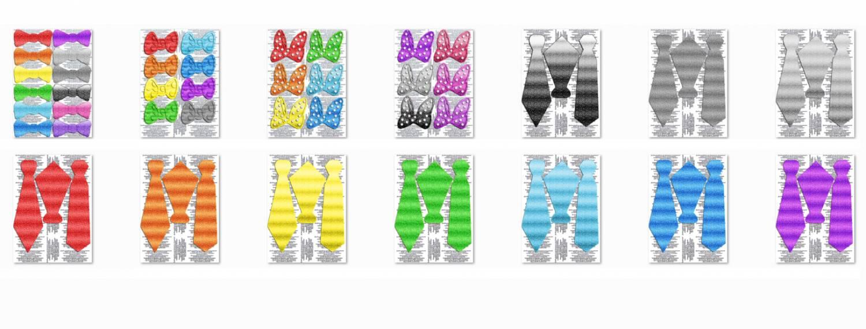 фотобутафория бабочки и галстуки гламурные скачать