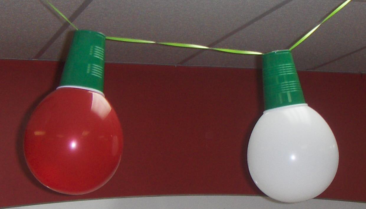 Гирлянда «Новогодние лампочки»