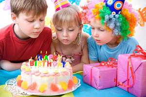 Советы при планировании меню для детского дня рождения