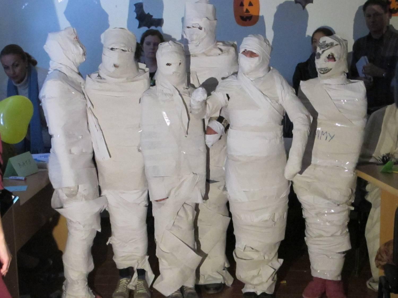 игра мумия для детей