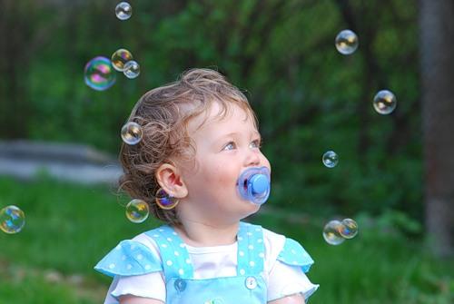 мыльные пузыри рецепты
