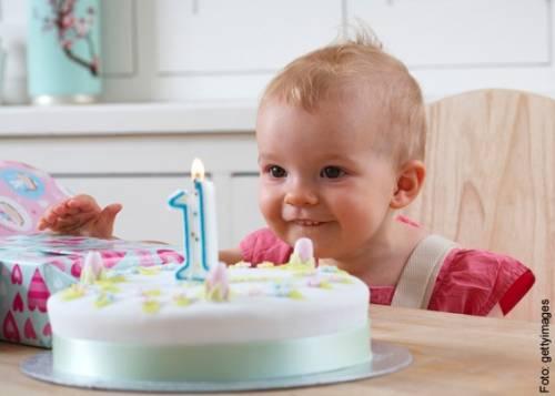 План подготовки к первому дню рождения