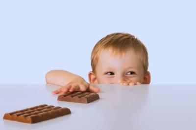 Игра «Вкусный шоколад»