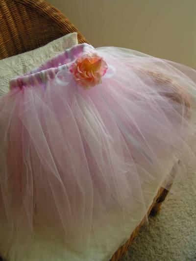 Юбка-пачка для девочки (юбка ТУТУ)