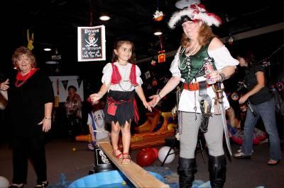 Пиратские игры для детей
