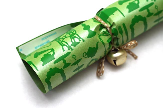 новогодняя упаковка сладостей своими руками