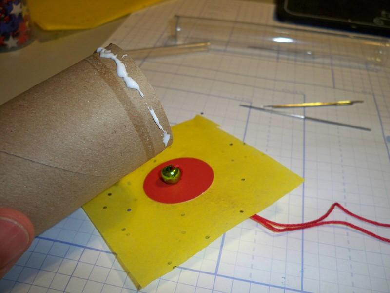 Хлопушка из бумаги с конфетти своими руками