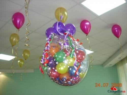 Как сделать шар-сюрприз (Мастер-класс + ВИДЕО)