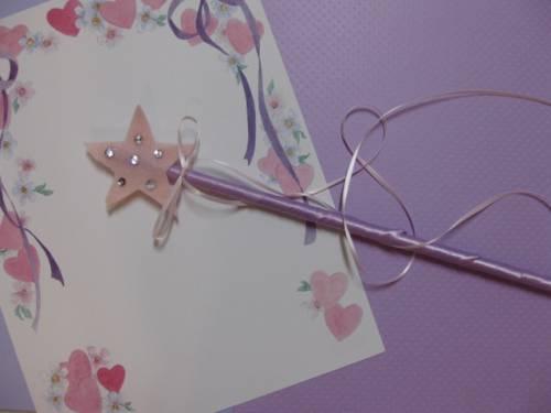 Как сделать волшебную палочку для феи