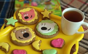 имбирное печенье (пряники) мимимишки