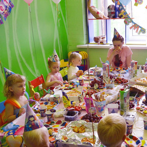 Даше 5 лет - день рождения в стиле Сказочный Патруль