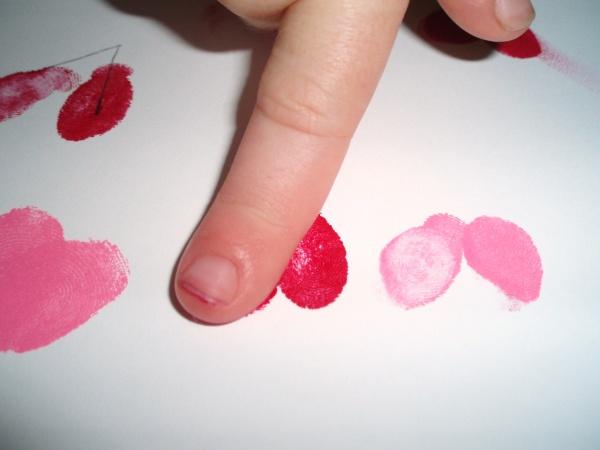валентинки с малышами
