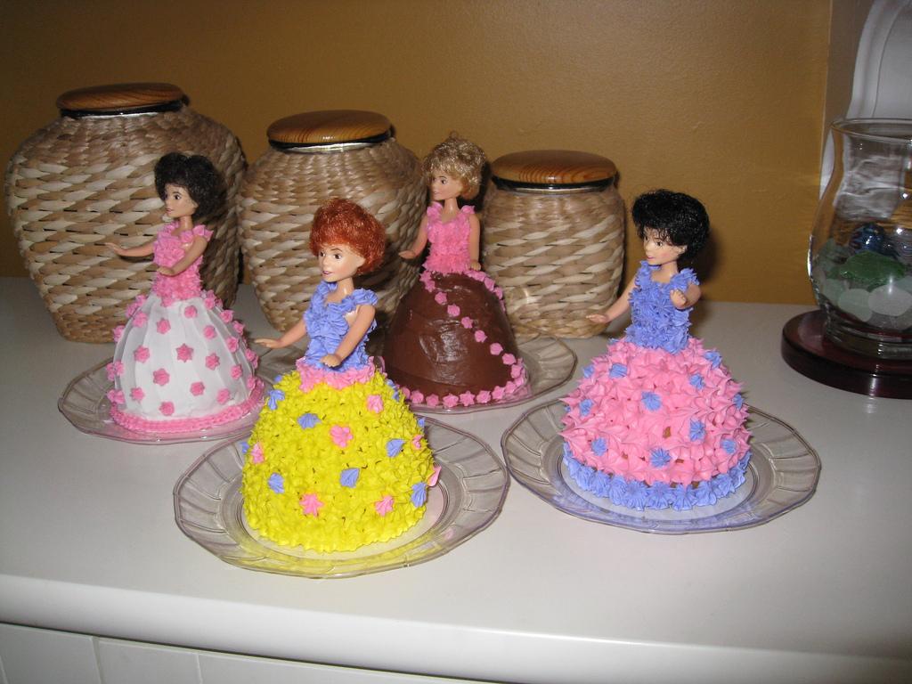 капкейки кукла