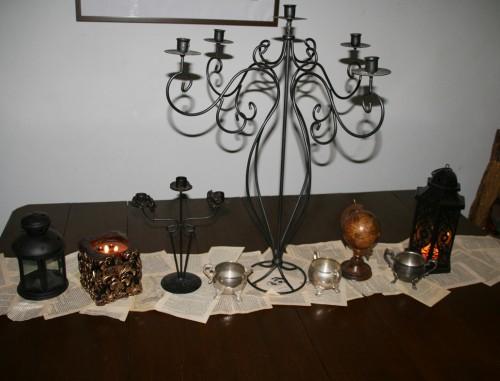 бегунок или дорожка для стола - идеи сервировки и украшения стола