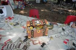 Оформляем стол «Пиратском духе»