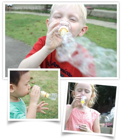 мини генератор мыльных пузырей для детей