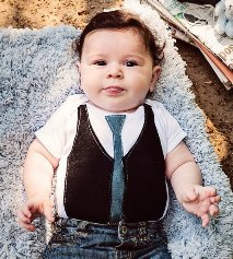 Наряд для маленького мальчика на 1 год