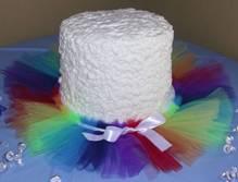 Юбочка «Туту» для торта