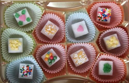 Домашний сахар-рафинад (сахарные кубики своими руками)