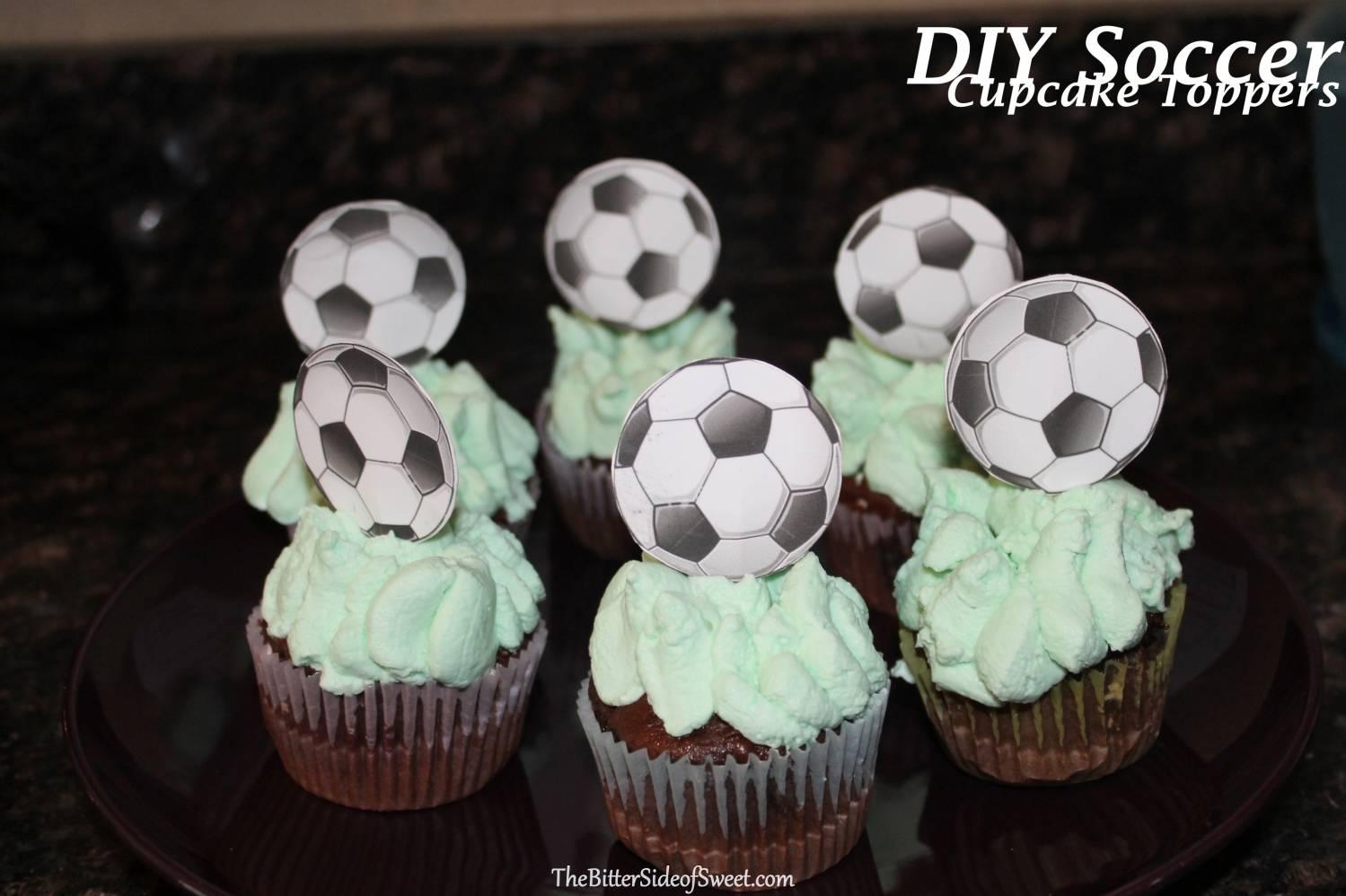 топперы мячи для футбольной вечеринки