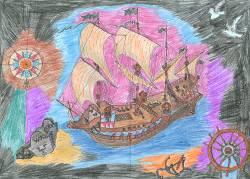 Поиски клада. Пиратский День Рождения