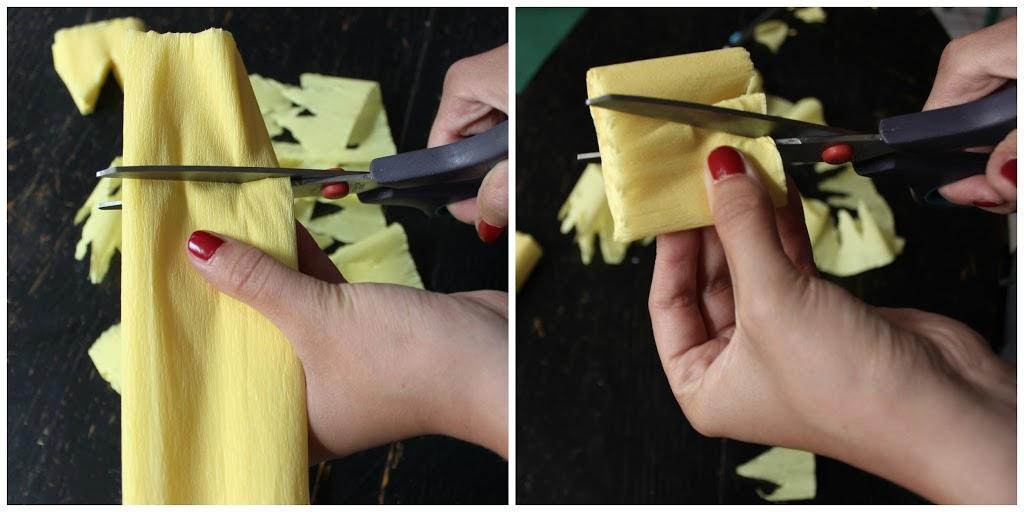 пиньята ананас как сделать