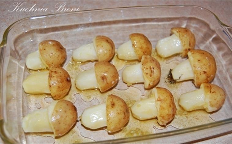 картофельные грибочки рецепт