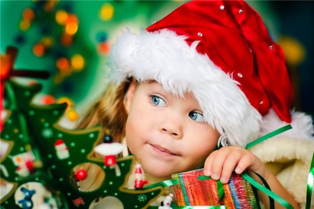 Як цікаво подарувати дитині подарунок на Новий рік